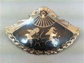 Silver Brooch 925 Silver 10.4g